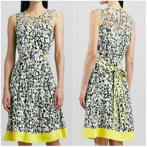 KATE SPADE NY   Semma Sleeveless Printed Dress